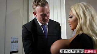DigitalPlayground – The New Girl Episode 1 Nicolette Shea Luke Hardy