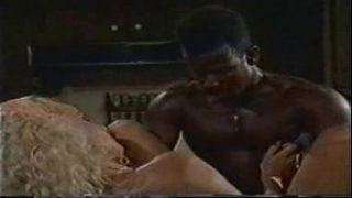 Jean Africa Ray Victory – Vintage Interracial